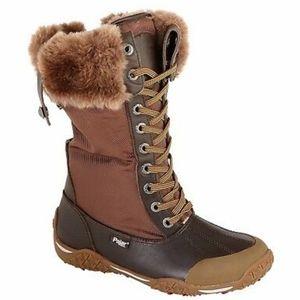 Pajar  Cognac Waterproof Winter Boot ( 7- 7.5)
